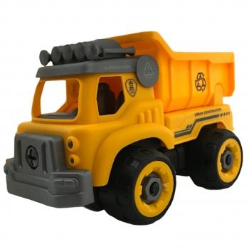 Δομικό Όχημα Φορτηγό Ανατρεπόμενο DIY με εργαλεία
