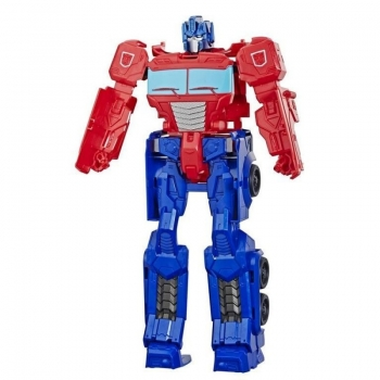 Hasbro Transformers Gen Authentics Titan Changer (3 Σχέδια)