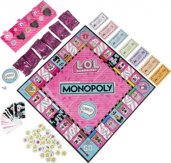 Hasbro Monopoly L.O.L.