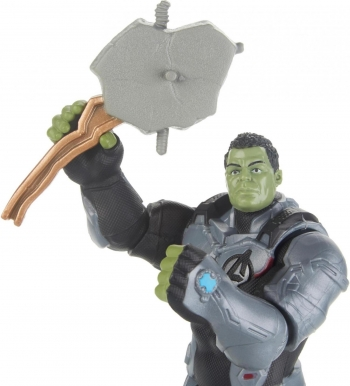 Hasbro Avengers 6in Dlx Quantum Figures As