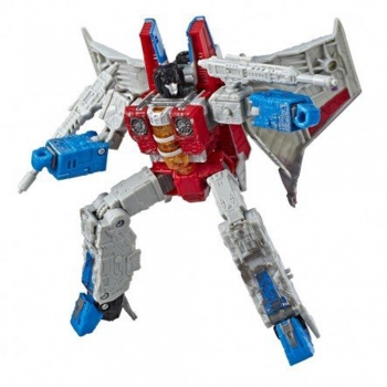 Hasbro Transformers Generations War For Cybertron: Siege Voyager WFC-S24 Starscream E3418 / E3544