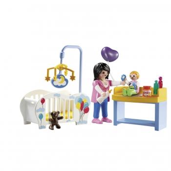 Playmobil Βαλιτσάκι Βρεφικό Δωμάτιο (70531)