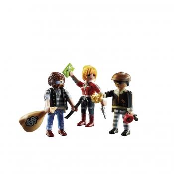 Playmobil Ομάδα Ληστών (70670)