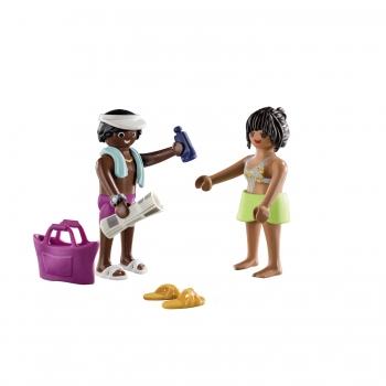 Playmobil Duo Pack Ζευγάρι Παραθεριστών (70274)
