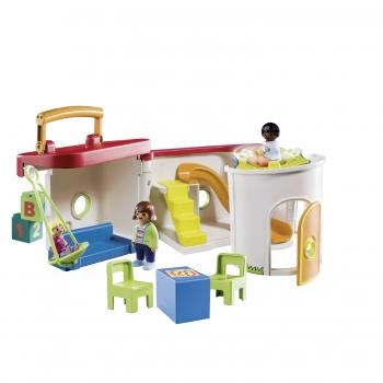 Playmobil Παιδικός Σταθμός-βαλιτσάκι (70399)
