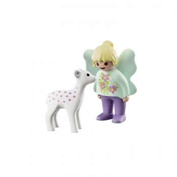 Playmobil Νεράιδα Με Ελαφάκι (70402)