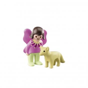 Playmobil Νεράιδα Με Αλεπού (70403)