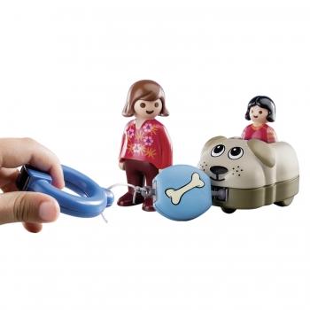 Playmobil Τρενάκι Με Βαγόνι-σκυλάκι (70406)