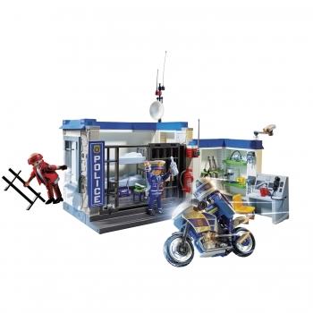 Playmobil Αστυνομικό Τμήμα (70568)