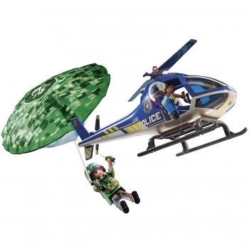 Playmobil Εναέρια Αστυνομική Καταδίωξη (70569)
