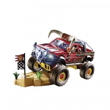 Playmobil Monster Truck Κόκκινος Ταύρος (70549)
