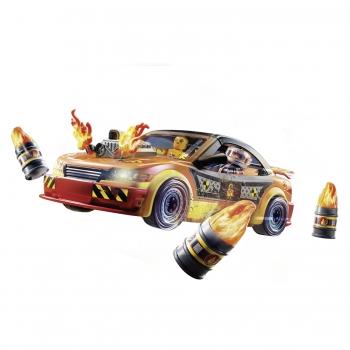 Playmobil Όχημα Ακροβατικών (70551)