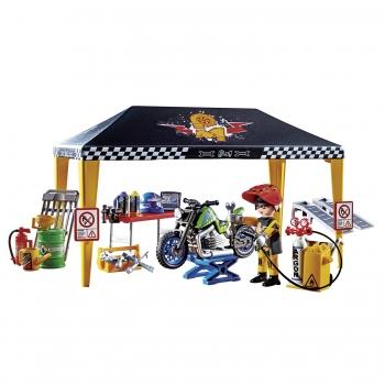 Playmobil Σκηνή-συνεργείο Επισκευών (70552)