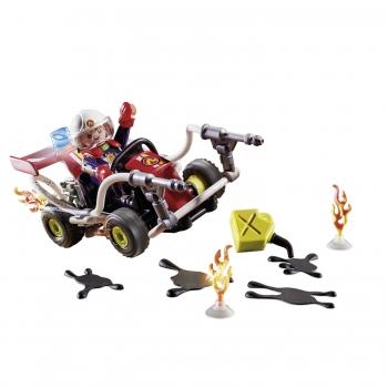 Playmobil Γουρούνα Πυροσβεστικής (70554)