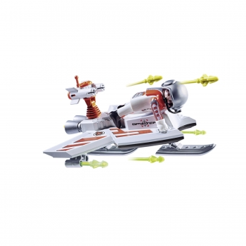 Playmobil Ice Jet Της Spy Team (70234)