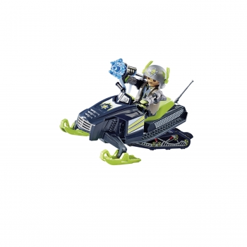 Playmobil Ice Scooter Των Arctic Rebels (70235)