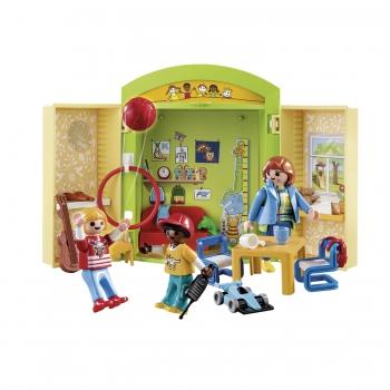 Playmobil Play Box Νηπιαγωγείο (70308)