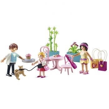 Playmobil Fashion Café (70593)