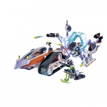 Playmobil Ερπυστριοφόρο Όχημα Της Spy Team (70230)