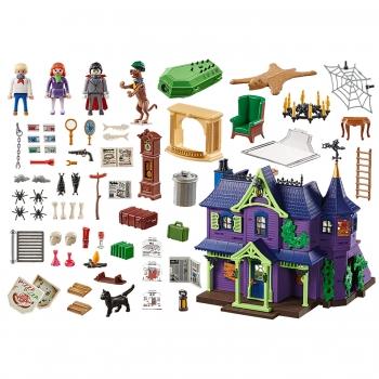 Playmobil Περιπέτεια Στο Στοιχειωμένο Σπίτι (70361)