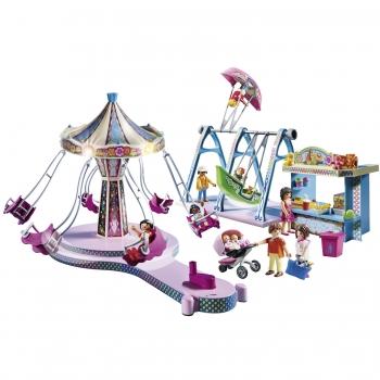 Playmobil Μεγάλο Λούνα Πάρκ (70558)