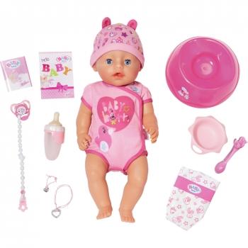 Κούκλα Με Αξεσουάρ Απαλό Δέρμα Baby Born 43εκ. (zf824368)