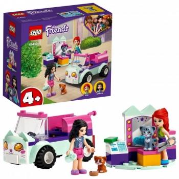 LEGO Friends Αυτοκίνητο Για Καλλωπισμό Γατών 41439