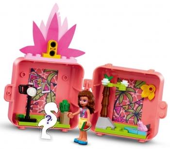 LEGO Friends Κύβος Φλαμίνγκο Της Ολίβια 41662