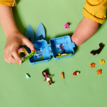 LEGO Friends Andreas Bunny Cube Series 4 Mini Set 41666