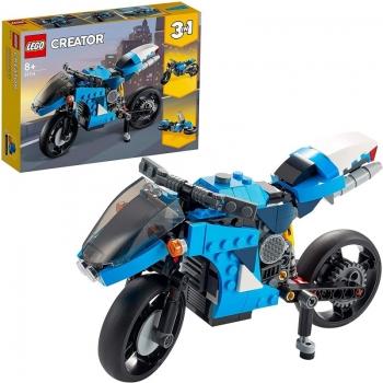 LEGO Creator 3 Σε 1 Superbike Μηχανή Δρόμου 31114