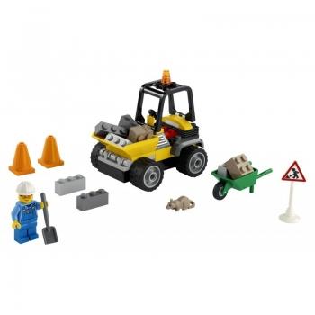LEGO City Φορτηγό Οδικών Έργων 60284