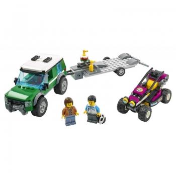 LEGO City Διασωστικό ATV Παραλίας 60288
