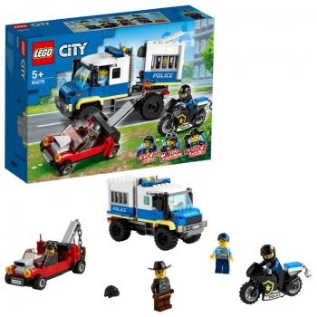 LEGO City Αστυνομικό Όχημα Μεταφοράς Κρατουμένων 60276