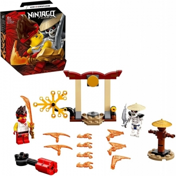 LEGO Ninjago Legacy Epic Battle Set - Kai Vs. Skulkin 71730