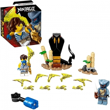 LEGO Ninjago Legacy Epic Battle Set - Jay Vs. Serpentine 71732