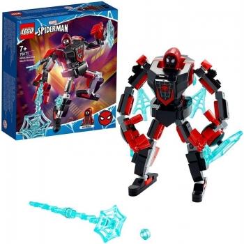 LEGO Spider-Man Miles Morales Mech Armor Set Marvel Super Heroes 76171