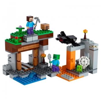 LEGO MinecraftThe Abandoned Mine Το Εγκαταλελειμμένο Ορυχείο 21166