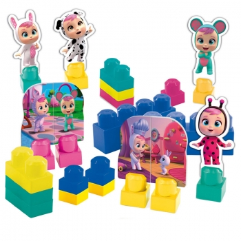 Cry Babies Baby Blocks Backpack