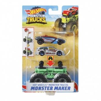 Hot Wheels Monster Trucks Maker (GWW13)