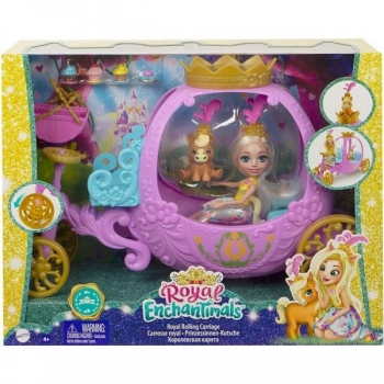 Enchantimals Royals - Πριγκιπική Άμαξα
