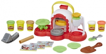 Hasbro Play-doh Stamp N Top Pizza