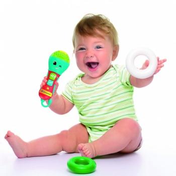 Βρεφικό Παιχνίδι Baby Μικρόφωνο (17181)