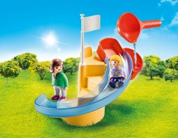 Playmobil Νεροτσουλήθρα (70270)