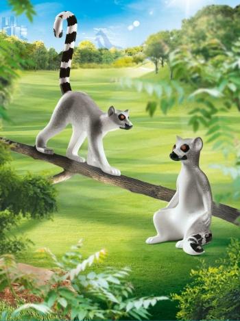 Playmobil Δύο λεμούριοι (70355)
