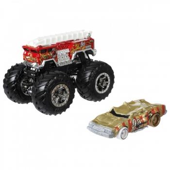 Όχημα Man.truck Με Αυτοκινητάκι