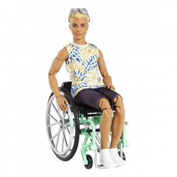 Κεν Fashion Me Αναπηρικό Αμαξίδιο