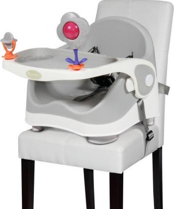 Feeding Chair Pixi Gray&white