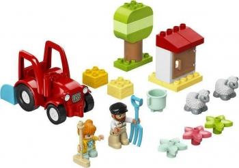 Farm Tractor & Animal Care