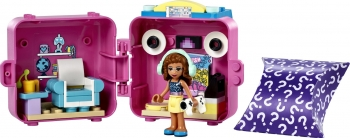 Olivia\'s Gaming Cube