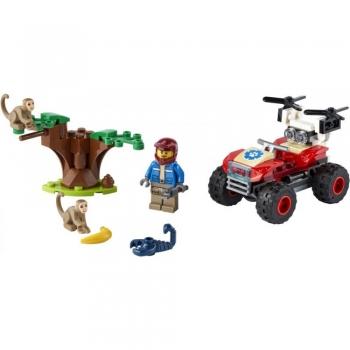 Wildlife Rescue ATV V29